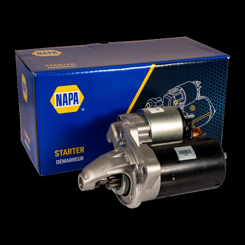 NAPA Starter Motor